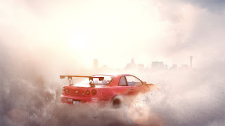 Need for Speed Payback PS4 Wallpaper