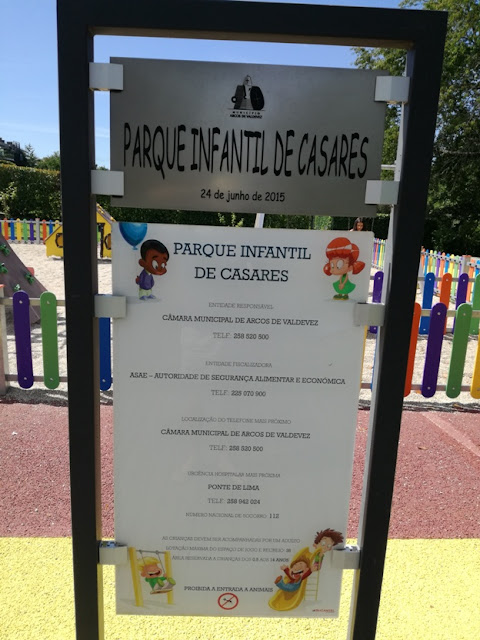 Parque Infantil de Casares