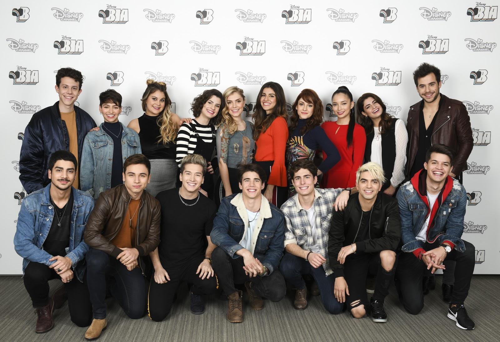 Disney Channel inicia a produção da série original inédita