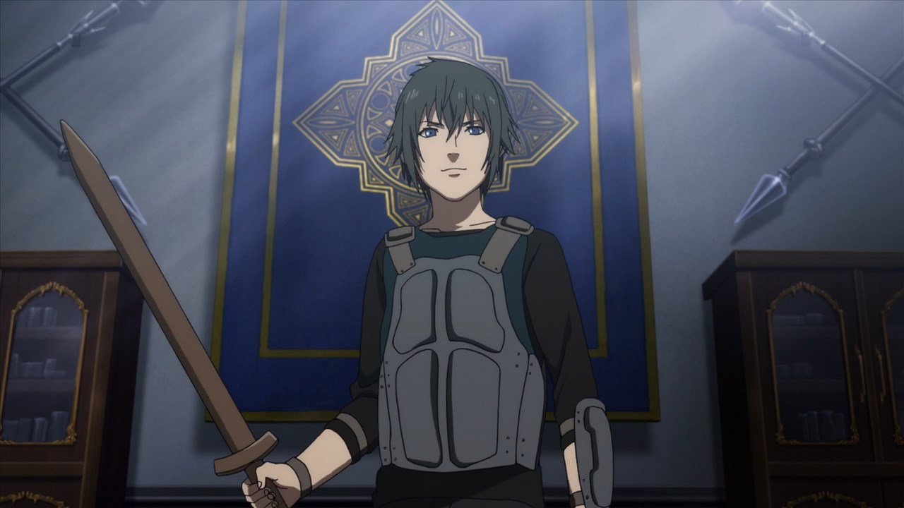 brotherhood final fantasy xv anime