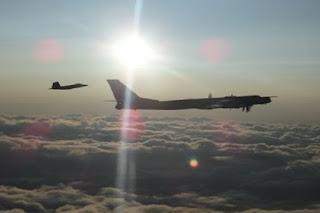 Bomber Tu-95 Rusia
