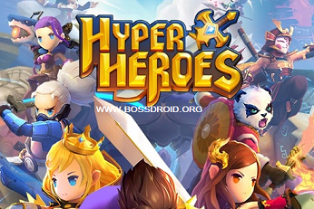Hyper Heroes Mod v1.0.6.46783 Apk Terbaru