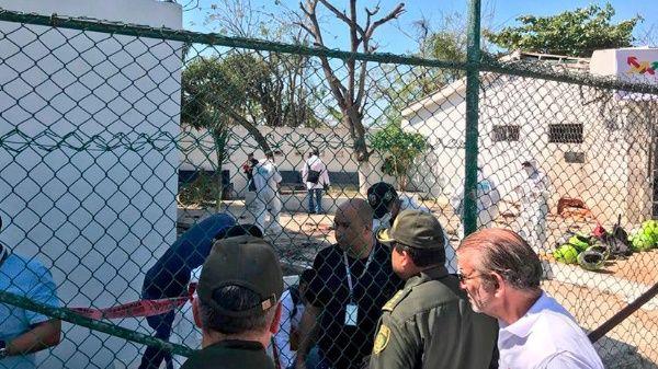 Registran tres atentados en Colombia en menos de 24 horas