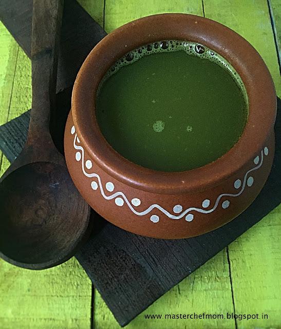 Murungai Keerai Rasam | Moringa leaves Soup