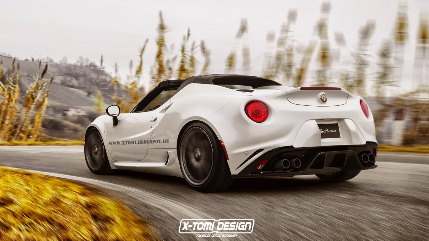 Alfa Bromeo B C Bspider Bgta Brear on Alfa Romeo 4door