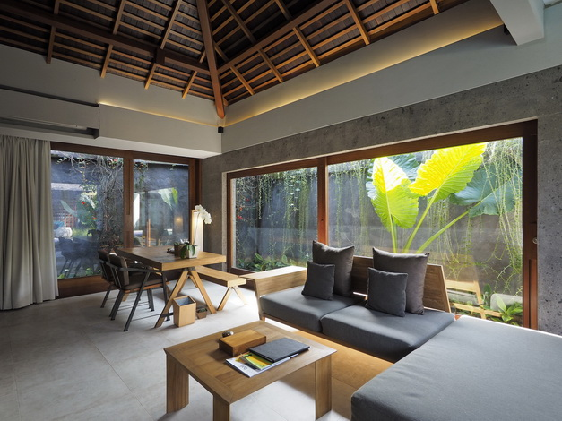 Santai Bali two bedroom villa