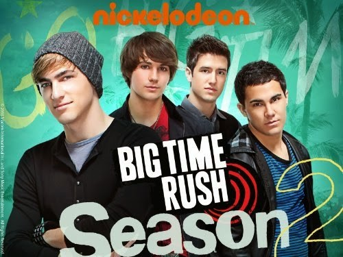 Ver Big Time Rush Latino online Segunda Temporada