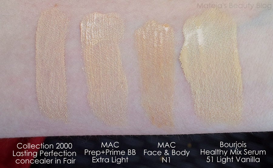 Face And Body Foundation by MAC #22