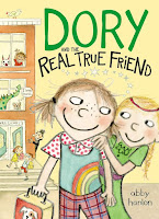 Dory and the Real True Friend by Abby Hanlon book cover
