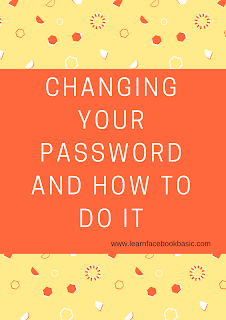 Change your password- secure your account now!