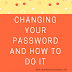 How to Change your Fb Password