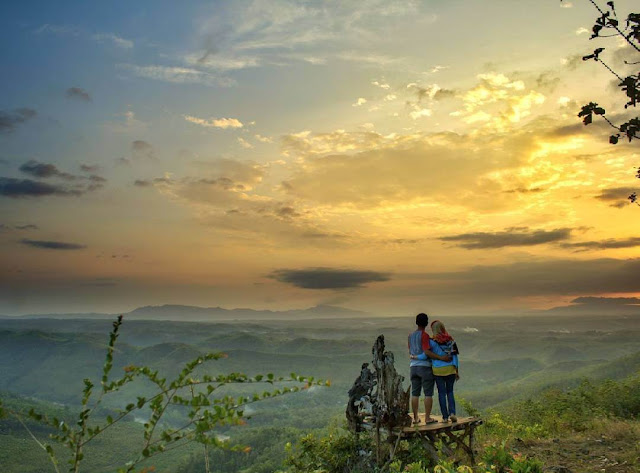 sunrise di watu payung panggang