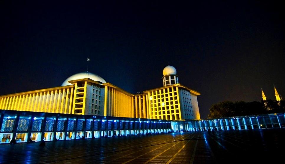 Panduan Wisata Di Masjid Istiqlal Jakarta Dan Keistimewaannya