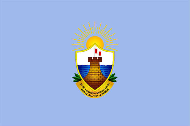 Bandera del Callao