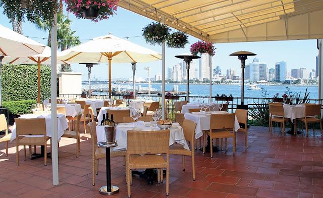 Sobre o Restaurante IL Fornaio Cucina Italiana na Ilha de Coronado