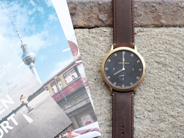 ktinka.com | Lilienthal Berlin L1 | Die neue Uhr aus Berlin Review