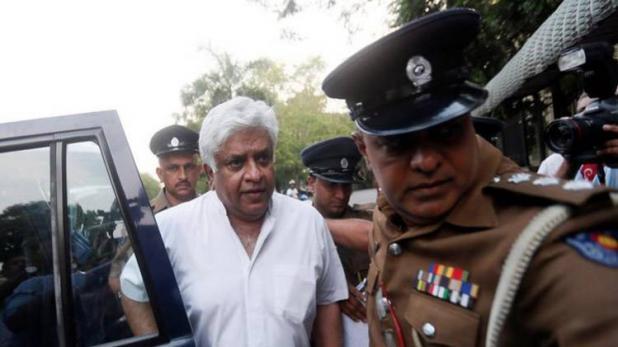 श्रीलंका संकट: अर्जुन रणतुंगा को एक आदमी की मौत के बाद गिरफ्तार किया गया