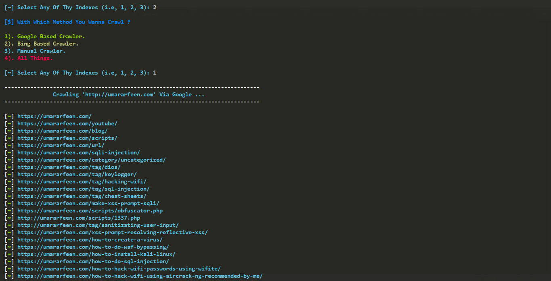 SiteBroker - A Cross-Platform Python Based Utility For