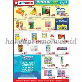 Katalog Harga Promosi Alfamidi 29-31 Maret 2019