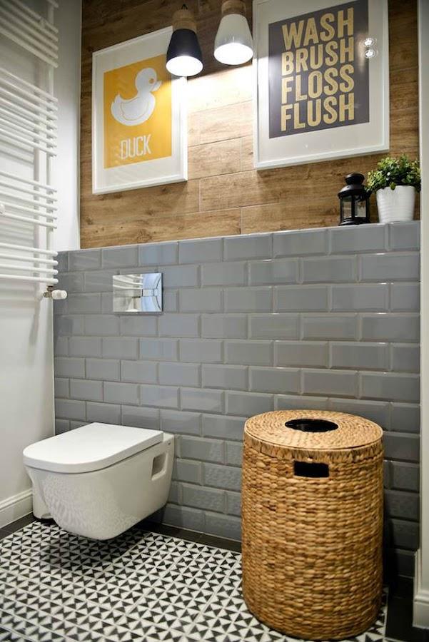 10 trucos para decorar tu hogar en invierno por menos de 100€, renovar el baño