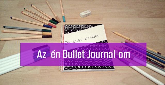 Az en Bullet Journal-om