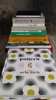 Books that inspire me by Alice Draws The Line; Pattern by Orla Kiely