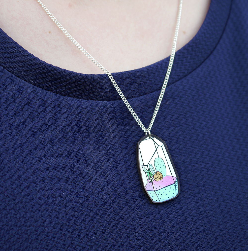 uk style blogger, wardrobe conversations, house of wonderland jewellery, jewellery subscription box, edinburgh artist
