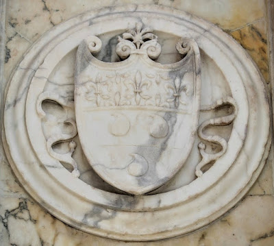 Bartolomeo Colleoni's coat of arms