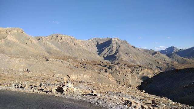 Leh Ladakh Bike Trip, Pang