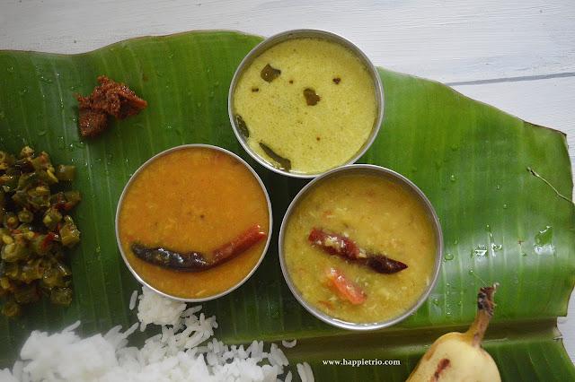 Onam Sadhya Menu 2 |  Mini Kerala Onam Sadhya | Kerala Grand Feast