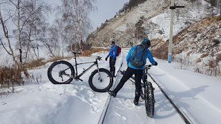 Зимняя КБЖД на фатах