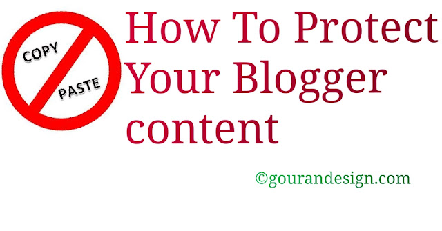 tips to protect your blog content from copying