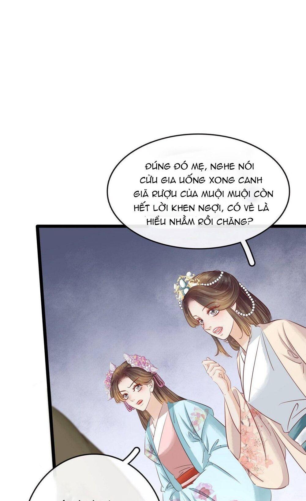Thị Thiếp Trở Mình Bảo Điển Chapter 13 - Trang 26