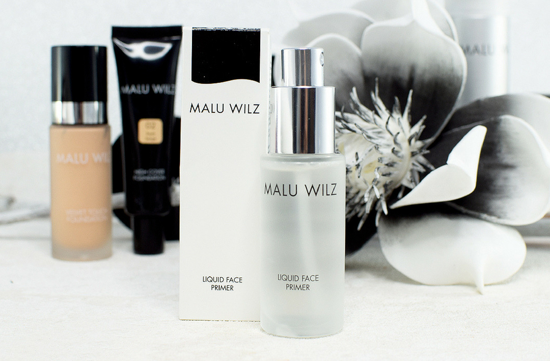 Malu Wilz Liquid Face Primer, Review