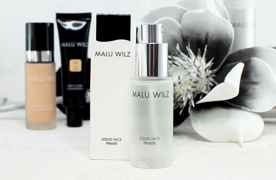 Malu Wilz Liquid Face Primer, Review