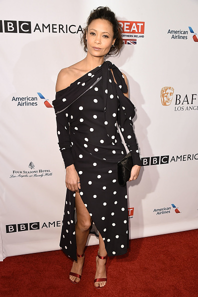 Thandie Newton The BAFTA Tea Party