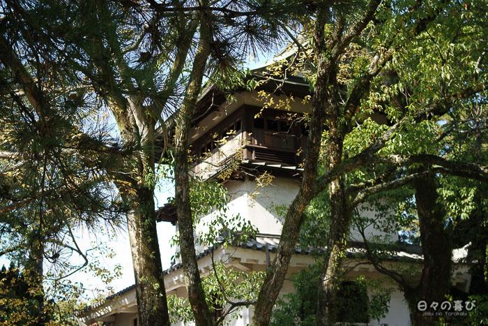 Porte Sujigane, Château de Fukuyama, Hiroshima-ken