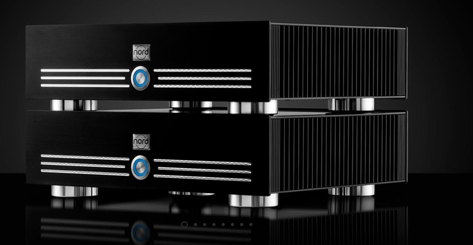 Mono and Stereo High-End Audio Magazine: Nord Acoustics
