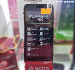 Cherry Mobile Flare S6 MINI Firmware ROM