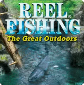 Download Reel Fishing The Great Outdoors ISO/CSO Save Data PSP PPSSPP For Android