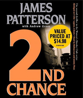 Book cover of 2nd Chance by James Patterson, Audio book