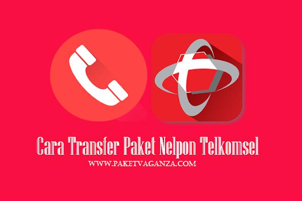 Cara Transfer Paket Nelpon Telkomsel Terbaru 2019