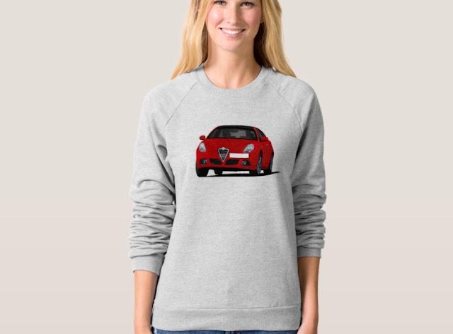 Alfa Romeo t-shirt Giuletta
