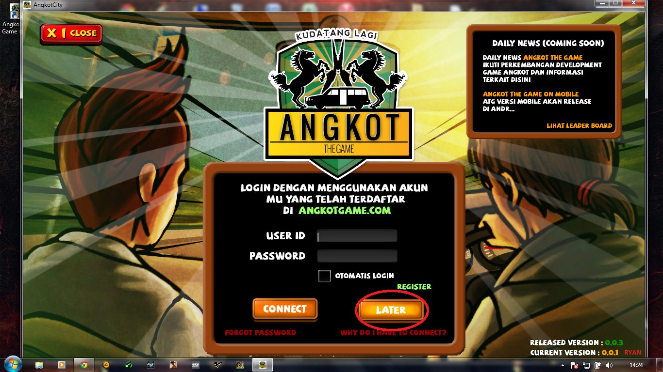 Download Angkot The Game ~ INFO INFO GAMES