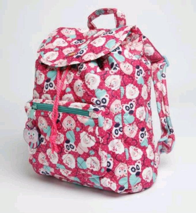 mochila infanto-juvenil