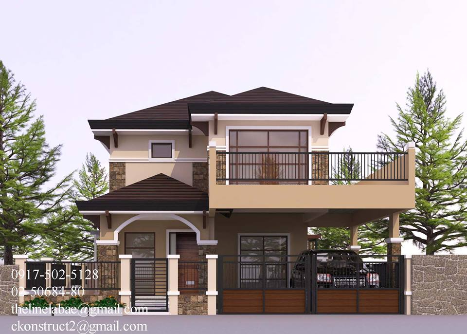 NEW DESIGNS OF MODERN HOUSES IN THE PHILIPPINES