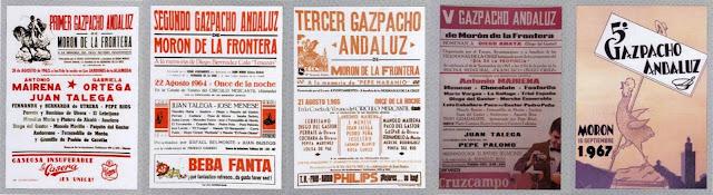 JUAN TALEGA EN EL GAZPACHO ANDALUZ FESTIVAL FLAMENCO
