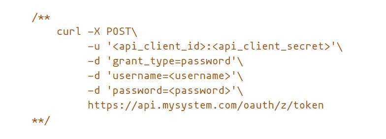 cloudy abhi ☁: Converting Curl Request into Apex HTTP Request