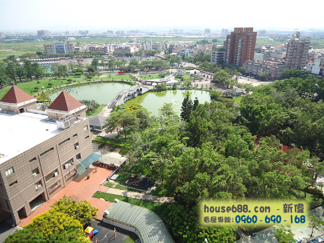 惠宇澄峰 豐樂公園
