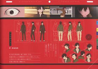 Thiết kế trong Kizumonogatari